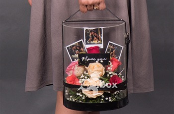 Personalized Flower Bouquets