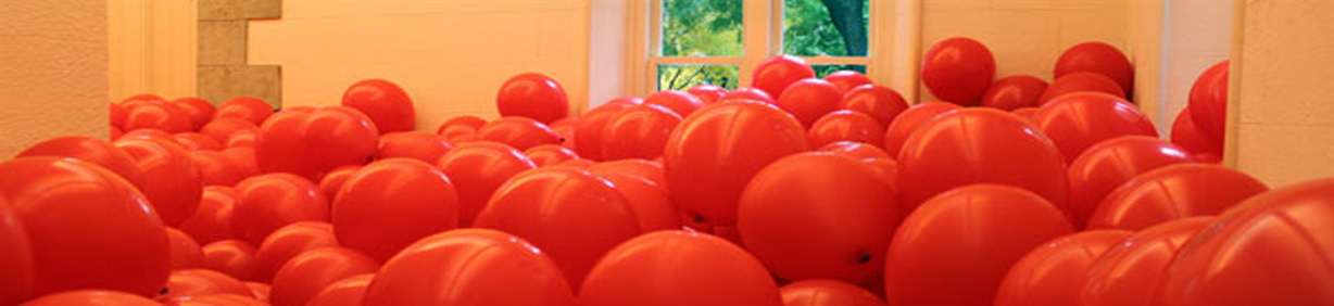The House of Balloons